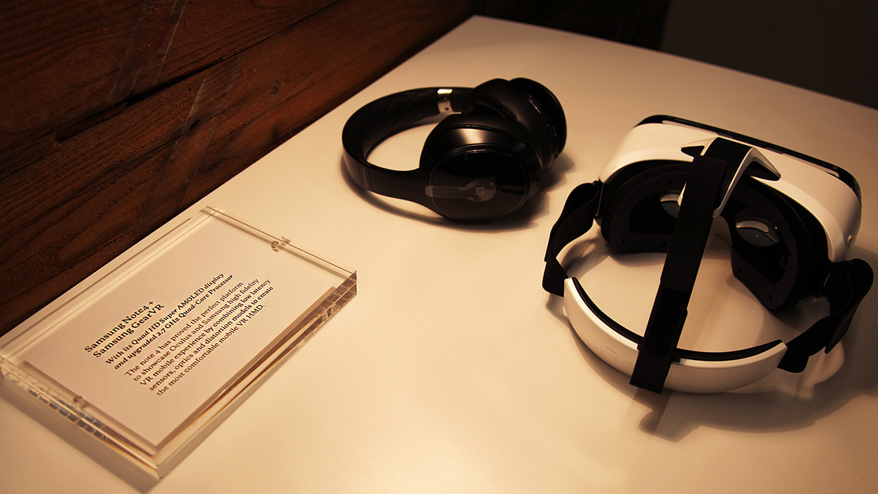 Ciclopefestival Headset 3