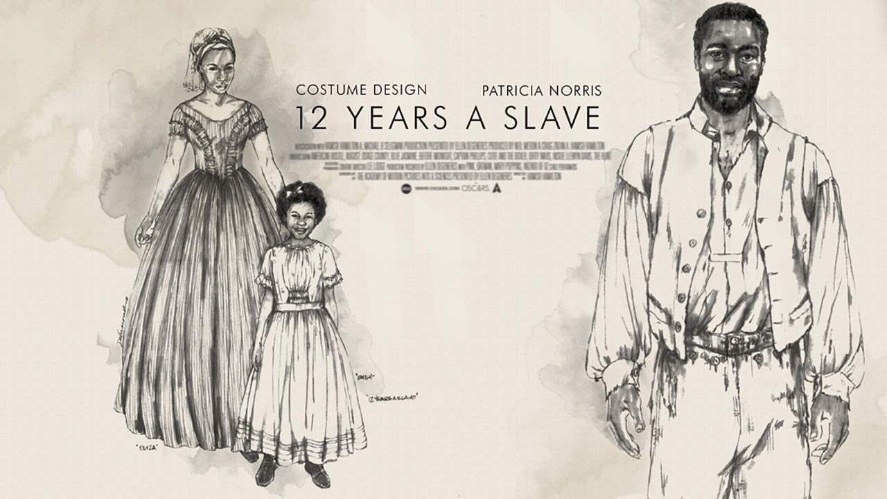 Costume Design  12yearsaslave V06 15