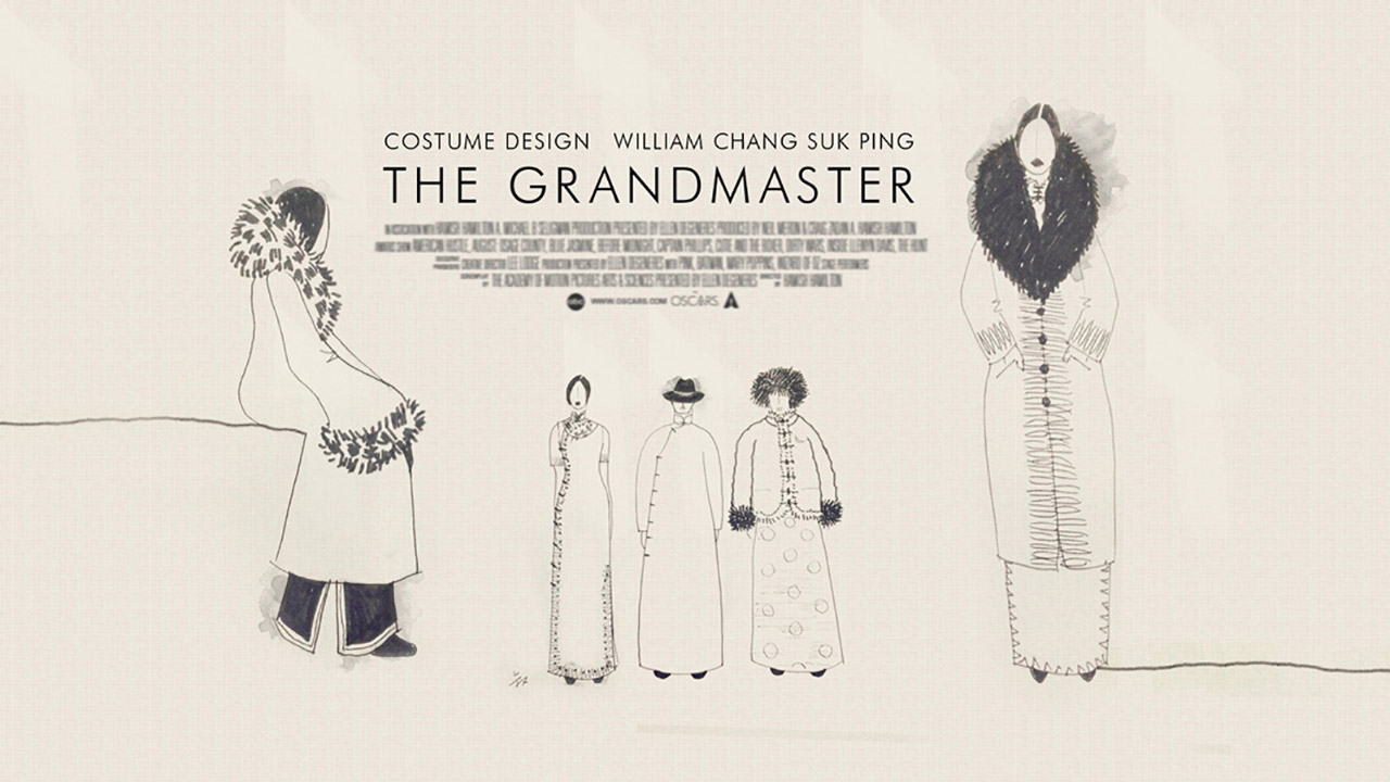 Costume Design Thegrandmaster V06 17