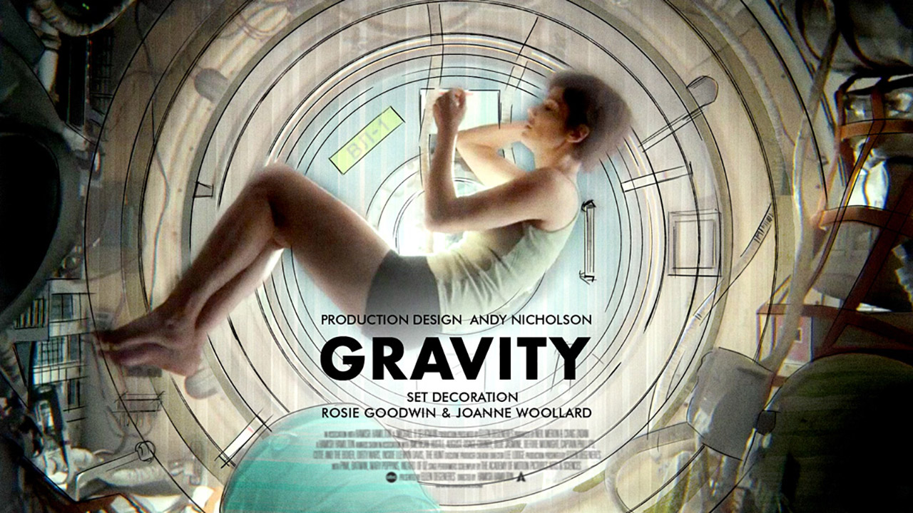 Production Design  Gravity V04 35