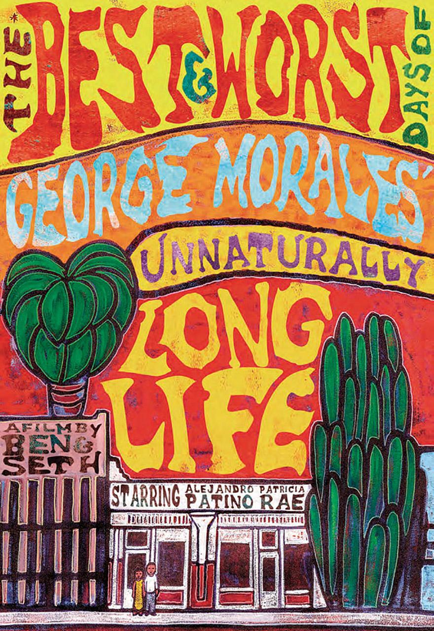 George Promo Art 4
