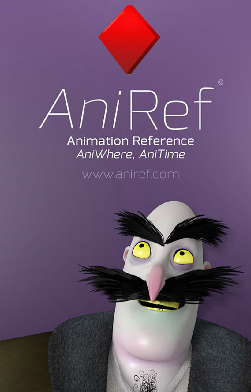 Aniref Splash Screen 3