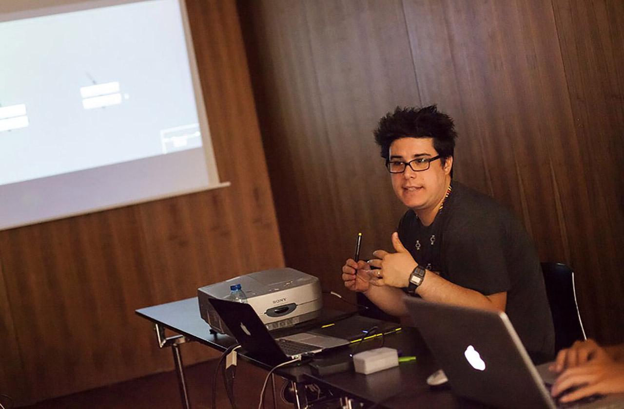 Hugo Guerra Foundry Workshop 4