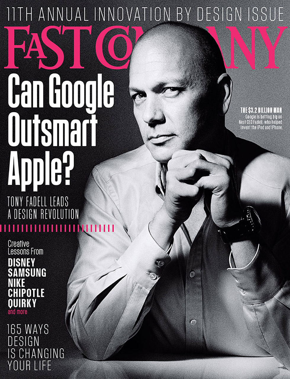 Fast Company Innovation By Design Cover 1