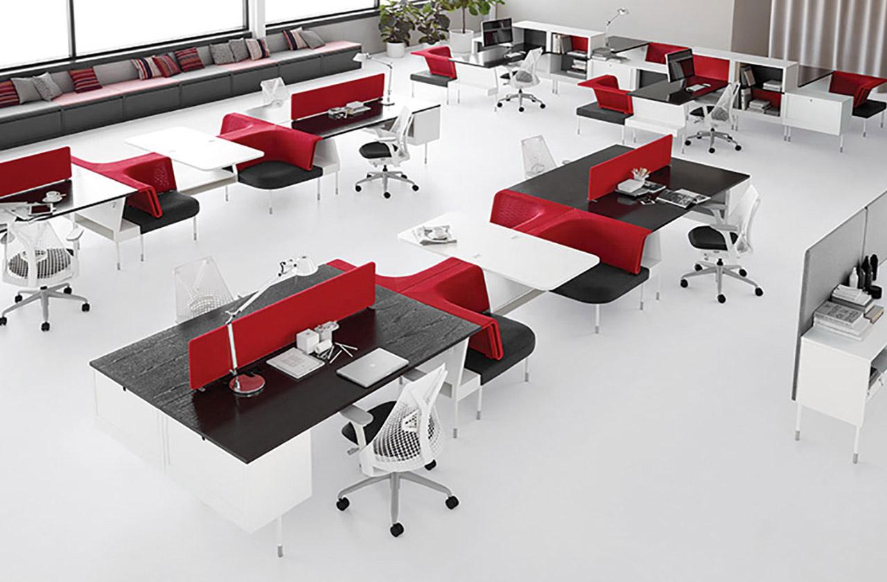 Public Open Office Design 3