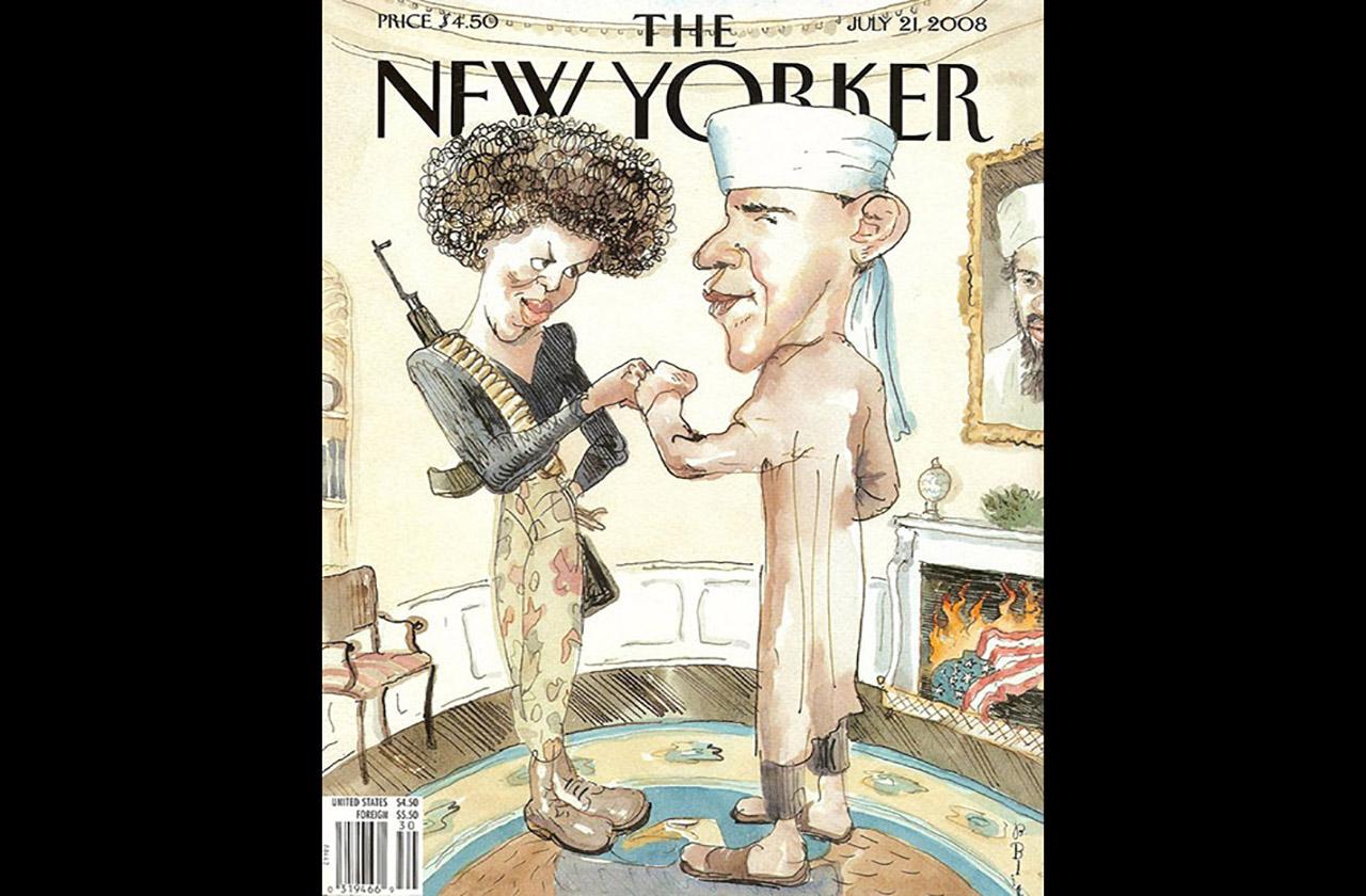 Newyorker Barackobamacover 6