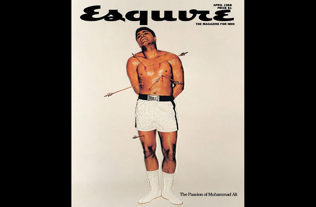 Esquire.ali .st . Sebastian 2 7