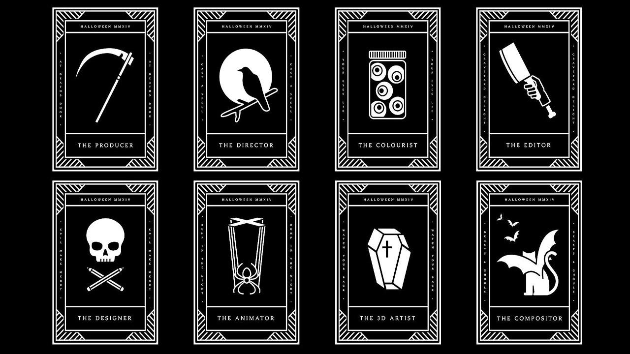 Halloweentarotcards 2