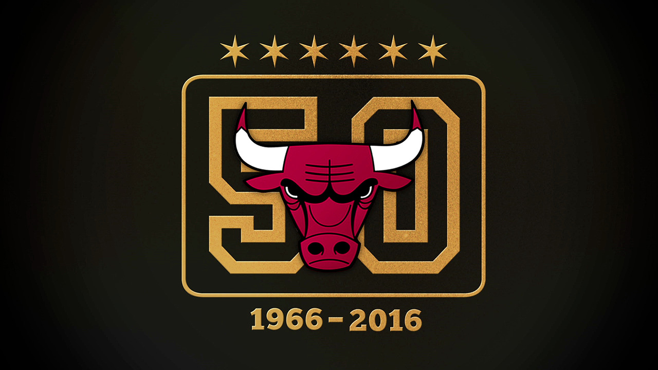 Chicago Bulls 50th Anniversary Campaign